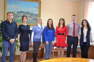 Члены Молодежной палаты пятого состава